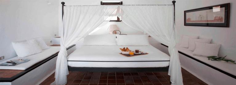 dormitorio ibicenco