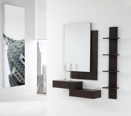 Vamos a sacar partido a nuestro recibidor interiorismo - Muebles modernos ikea ...