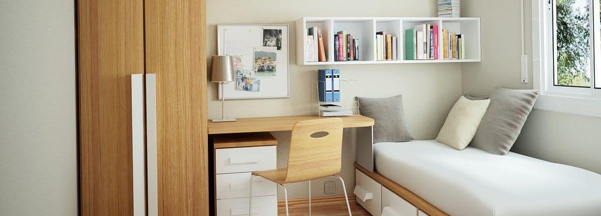 Como decorar una habitaci n peque a interiorismo en - Interiorismo getxo ...