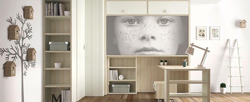 Blog interiorismo vizcaya - Habitaciones camas abatibles ...